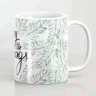 Enjoy The Little Things! Mug