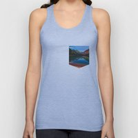 Somewhere In The Rockies Unisex Tank Top