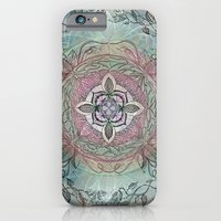 the four directions, a medicine wheel iPhone 6 Slim Case