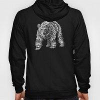 Ornate Bear Hoody