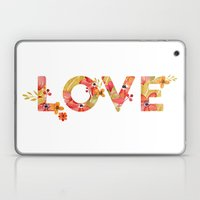 New Love Laptop & iPad Skin