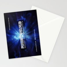 Halucinated Design + Motion Graphics Stationery Cards