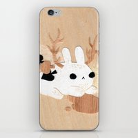 Wolpertinger iPhone & iPod Skin