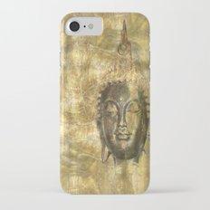 Buddha antique iPhone 7 Slim Case
