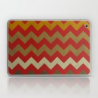 Zigzag Laptop & iPad Skin