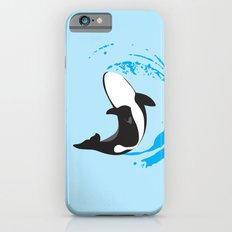 Oh Whale! | Animals Slim Case iPhone 6s