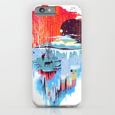 Middle of Nowhere iPhone 6 Slim Case