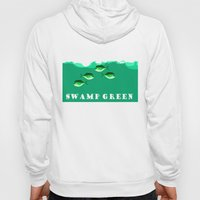 Swamp Green Hoody