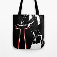 Night girl...) Tote Bag
