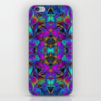 Fractal Floral Abstract G293 iPhone & iPod Skin