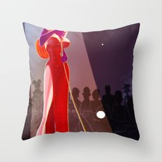 Jessica Rabbit  Throw Pillow
