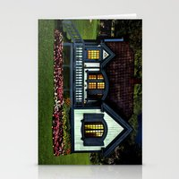 A Lovely Place to Live Stationery Cards
