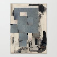 Disground c Canvas Print