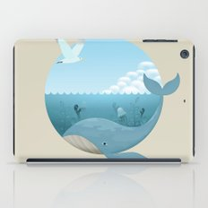 Whale & Seagull (US and THEM) iPad Case