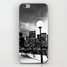 Mono-Chrome City iPhone & iPod Skin