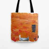The Bed I Tote Bag