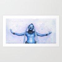 Diva Plavalaguna | Fifth… Art Print
