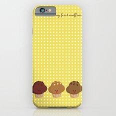 my first muffins Slim Case iPhone 6s
