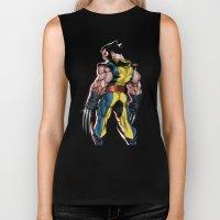 Wolverine Biker Tank