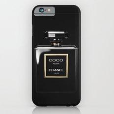 Perfume Noir Black iPhone 6s Slim Case