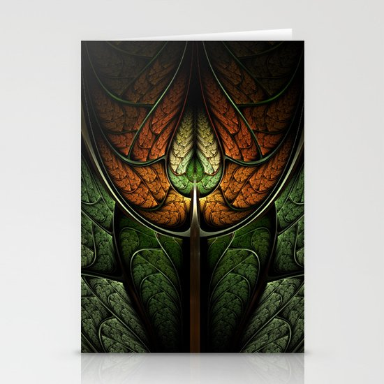 Elven Forest Stationery Card