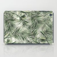 palms iPad Case
