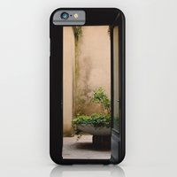 iPhone & iPod Case featuring Jardinet by Delphine Comte