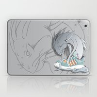 Sneaker Monster Laptop & iPad Skin
