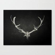 Dead King Canvas Print