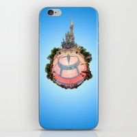 Cinderella Castle In The… iPhone & iPod Skin