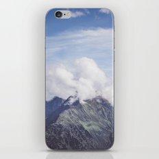 Dristner in clouds iPhone & iPod Skin