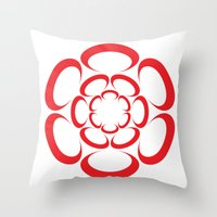 Suction Throw Pillow