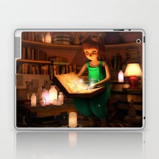 Lily's Magic Room Laptop & iPad Skin
