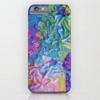 Wet Paint Blob iPhone 6 Slim Case