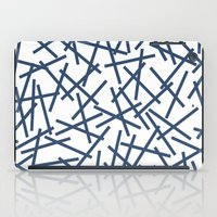 Kerplunk Repeat Navy On … iPad Case