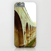 iPhone & iPod Case featuring Hollywood Reservoir by Kim Ramage