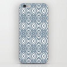 Web Navy iPhone & iPod Skin
