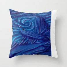 Pride Rock Throw Pillow