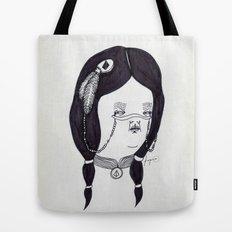 Apache Wife Tote Bag