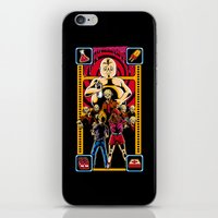Epic Zombies iPhone & iPod Skin