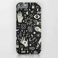 iPhone Cases featuring Witchcraft by LordofMasks