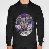 Three-headed Evil Bird G… Hoody