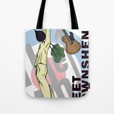 Beet Townshend Tote Bag