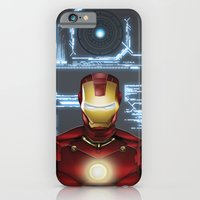Iron-Man iPhone 6 Slim Case