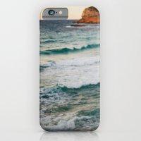 MEDITERRANEAN WAVES iPhone 6 Slim Case