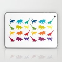 Dino Parade Laptop & iPad Skin