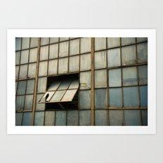 Glassworks Window Art Print