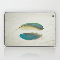 Two Feathers Laptop & iPad Skin