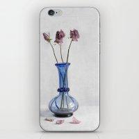 Blue iPhone & iPod Skin