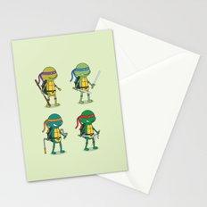 Teenage Mutant Ninja Turtles Stationery Cards